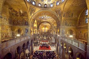 Concert, St. Mark's Basilica, May 22, 2009