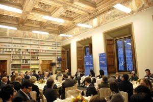 Media, business and societies: a platform for change, Rome, April 15-16, 2012