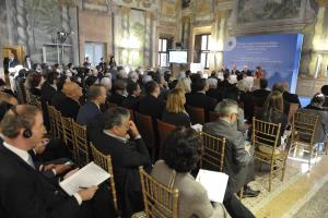 Aspen Institute Italia Award , Rome, October 26, 2017