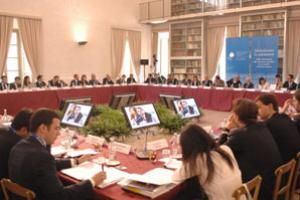 Annual Conference for the Aspen Junior Fellows, Rome, May 8-9, 2009