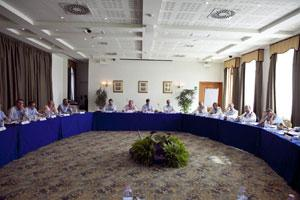 Towards a new financial system reviving the global economy, Venice, May 22-24, 2